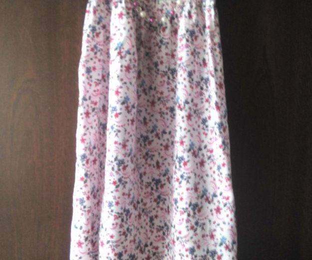 Платье для девочки 134 рост. Фото 1. Москва.