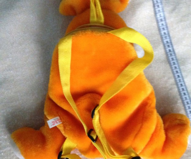 Рюкзак детский зайчик. Фото 3. Москва.