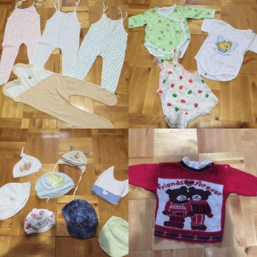 Детские вещи для новорожденного. Фото 3. Москва.