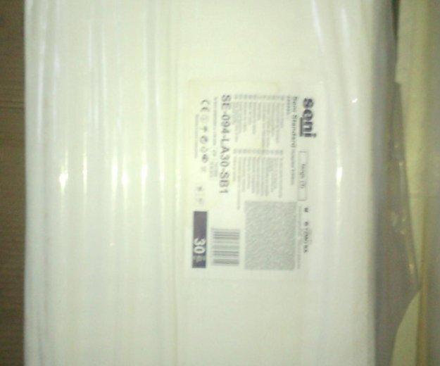Памперсы взрослые 3 размер. Фото 2. Мелеуз.