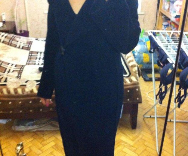 Пальто в пол l. Фото 1. Москва.