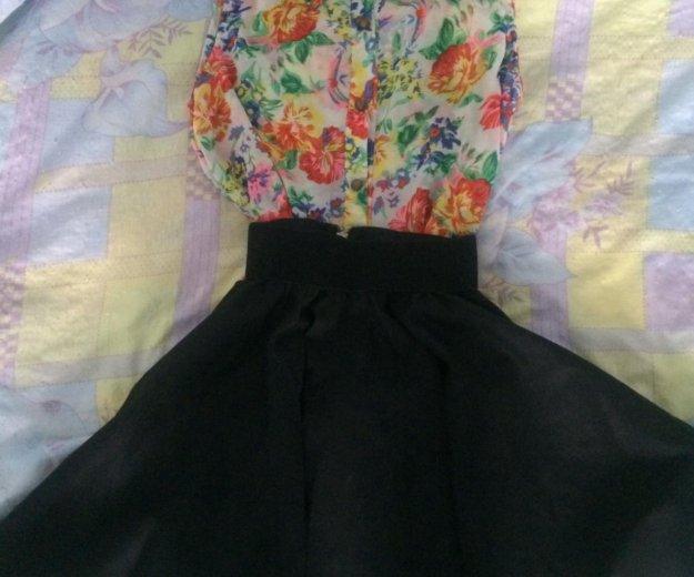 Юбка и блузка. Фото 1. Нижний Тагил.