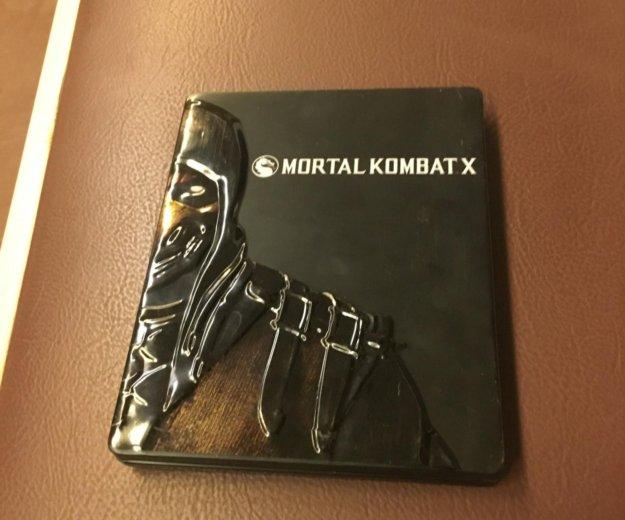 Mortal combat steelbook. Фото 1.