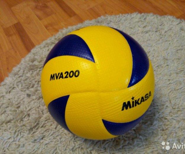 Mikasa mva 200 мяч волейбольный. Фото 1. Тутаев.