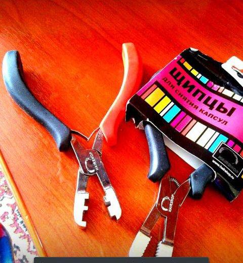 Инструменты для наращивание волос.. Фото 3. Ярославль.