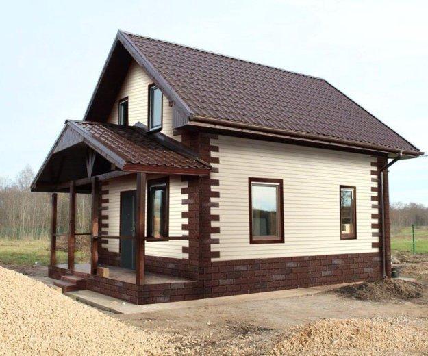 Строительство малоэтажных зданий. Фото 2. Иркутск.