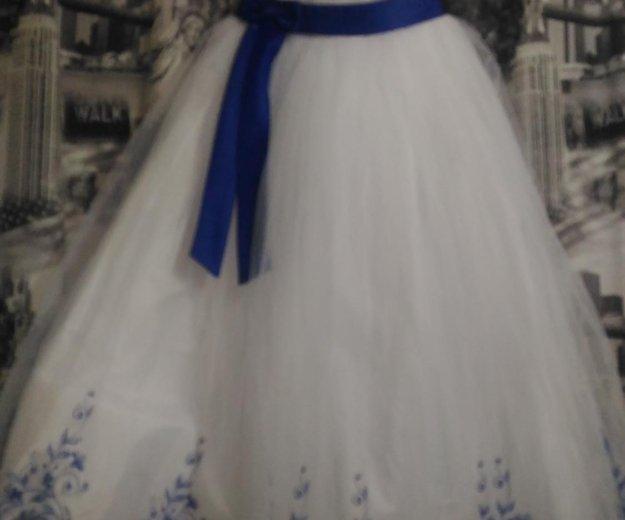 Свадебное платье. Фото 4. Солнечногорск.