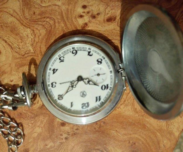 Часы карманные ссср. Фото 3. Якутск.
