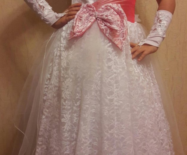 Праздничное платье. Фото 1. Тольятти.