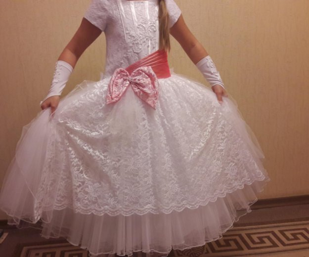 Праздничное платье. Фото 3. Тольятти.