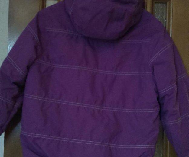 Курточка на девочку 134-140(8-10) лет. Фото 3. Москва.