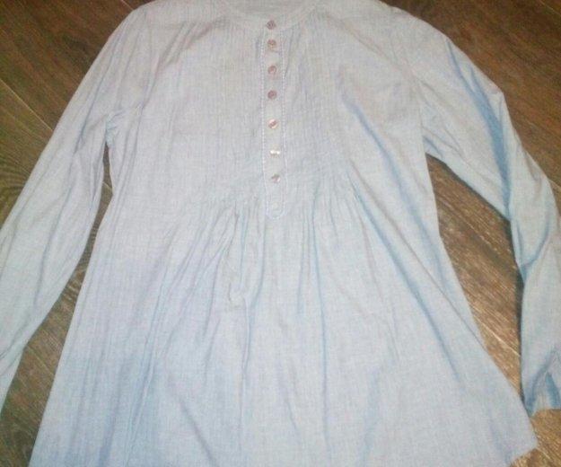 Рубашка для беременной. Фото 3. Челябинск.