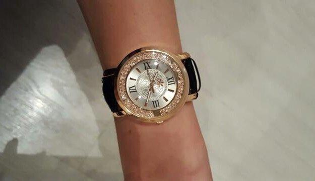 Новые часы. Фото 2.