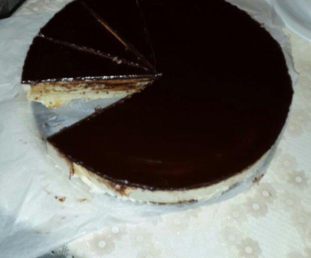 Торт птичье молоко. Фото 2. Москва.