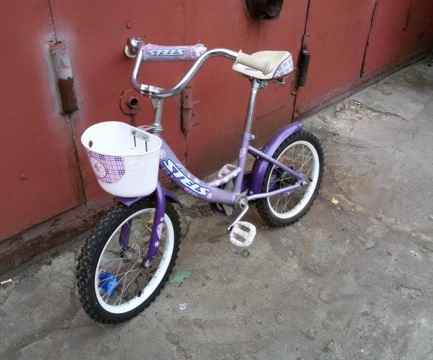 Велосипед детский на 4-6 лет. Фото 1. Железнодорожный.