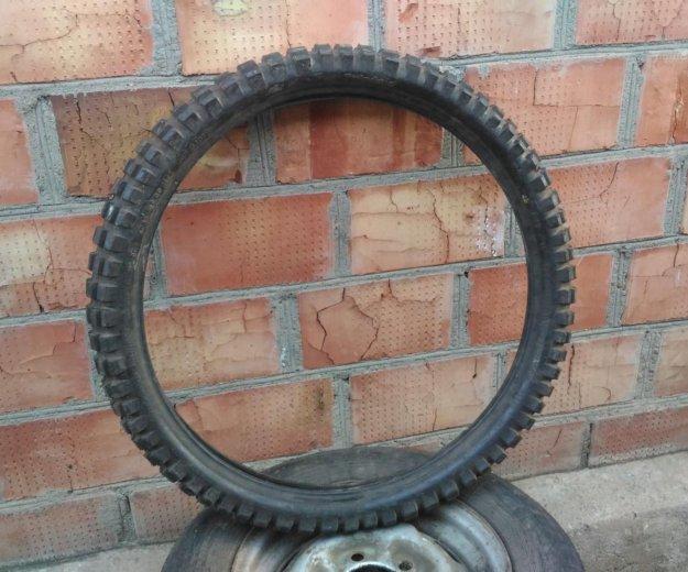 Резина на 21. Фото 2. Омск.