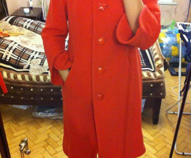 Длинное пальто 48-50р. Фото 1. Москва.