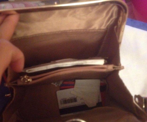 Продаю сумку или обмен на подводку для глаз. Фото 3. Москва.