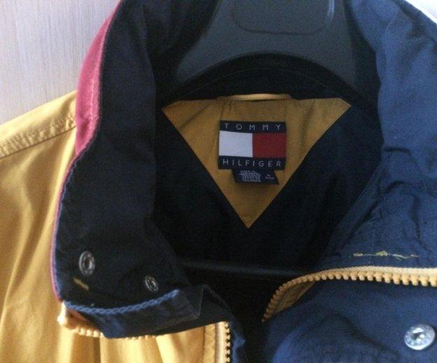 Зимняя куртка tommy hilfiger. Фото 2. Санкт-Петербург.