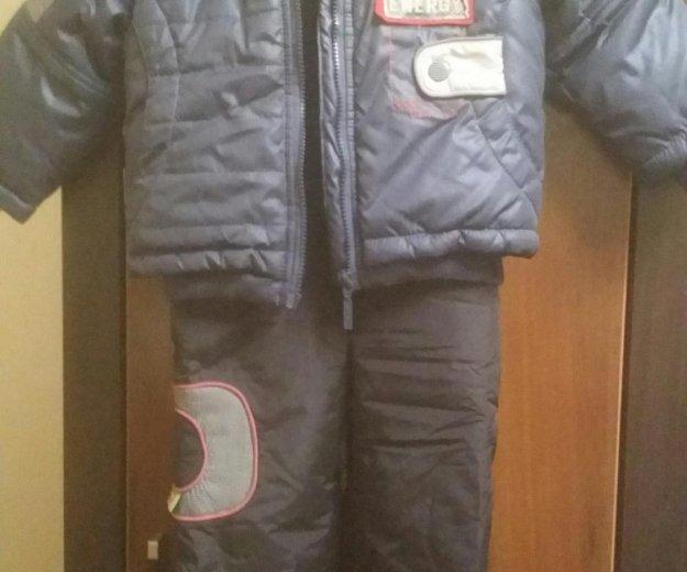 Комплект зимний для мальчика. батик. Фото 1. Новый Уренгой.