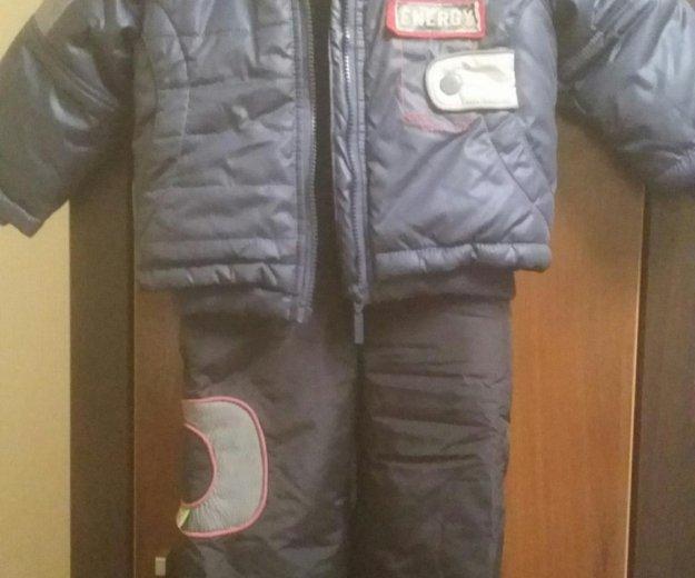 Комплект зимний для мальчика. батик. Фото 2. Новый Уренгой.