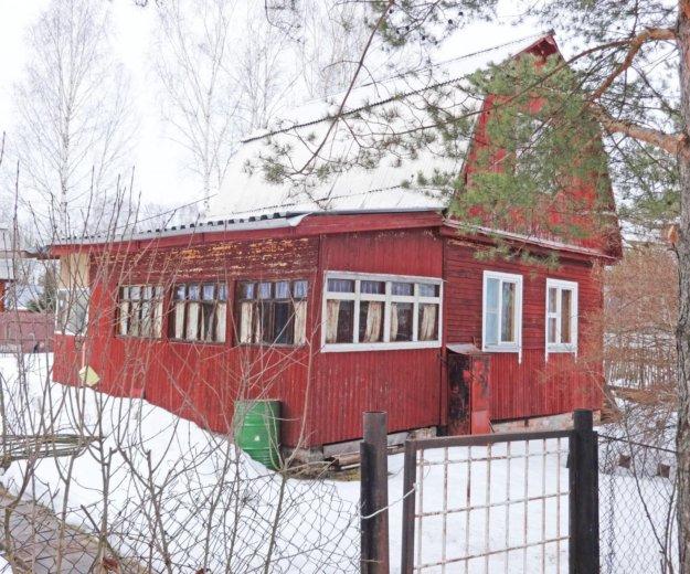 Брусовая дача 65 кв.м. баня. земельный участок 6 с. Фото 1.