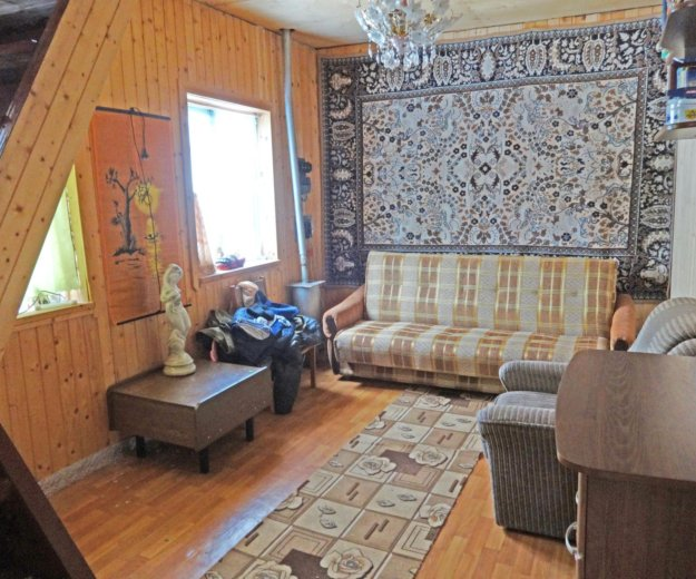Брусовая дача 65 кв.м. баня. земельный участок 6 с. Фото 3.