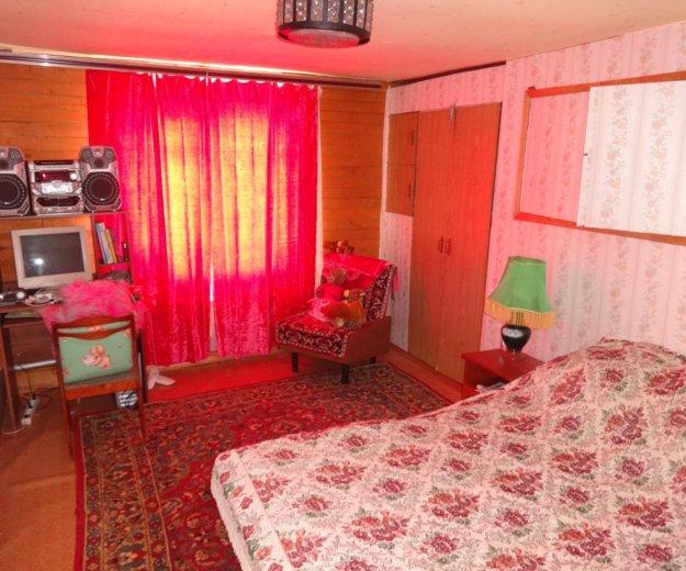 Брусовая дача 65 кв.м. баня. земельный участок 6 с. Фото 4.