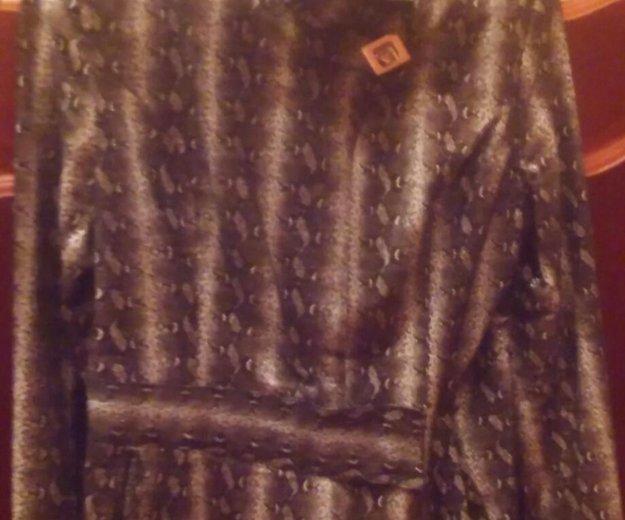 """куртка под кожу питона"". Фото 2. Братск."