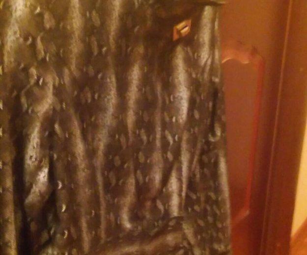"""куртка под кожу питона"". Фото 3. Братск."