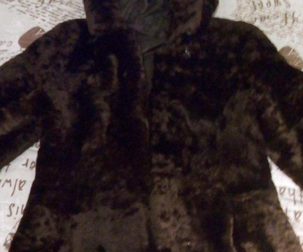 Шуба мутон. Фото 2. Кольцово.