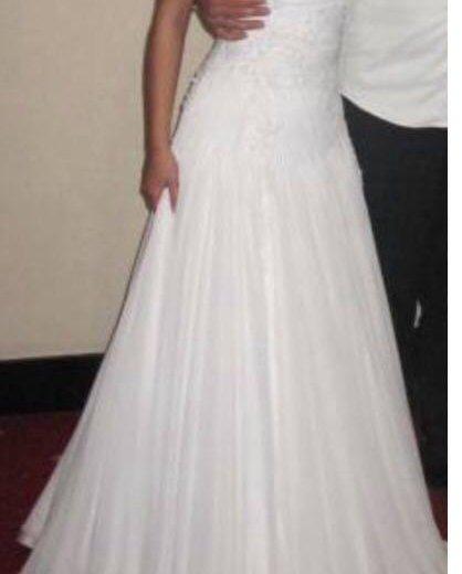 Свадебное платье. Фото 1. Краснообск.