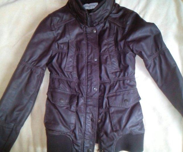 Утепленная куртка xs. Фото 1. Верхняя Пышма.
