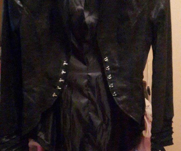 Готический фрак на хеллоуин. Фото 4. Люберцы.