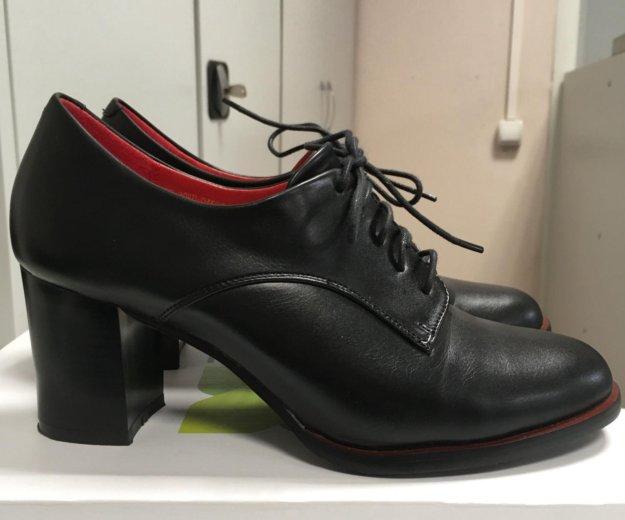 П/ботинки женские новые. Фото 1. Барнаул.