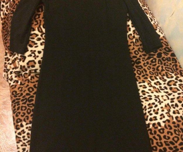 Чёрное платье ostin. Фото 1. Пермь.