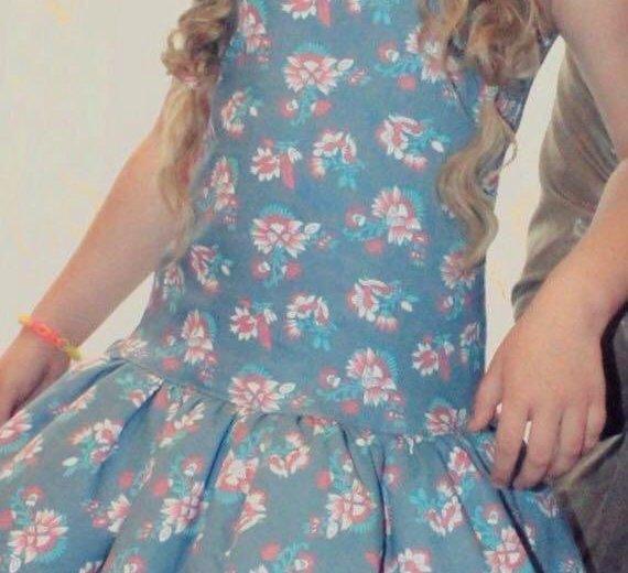 Продам платье и ободок ручной работы. Фото 2. Ставрополь.