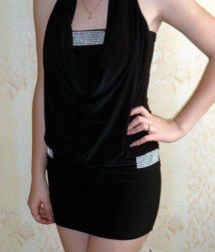 Маленькое чёрное платье. Фото 1. Саратов.