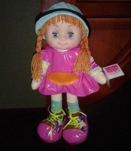 Кукла. Фото 4. Суворов.