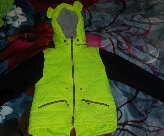 Куртка 134 рост. Фото 1. Москва.