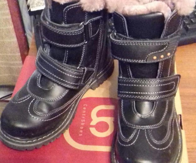 Ботинки зимние. Фото 3. Москва.