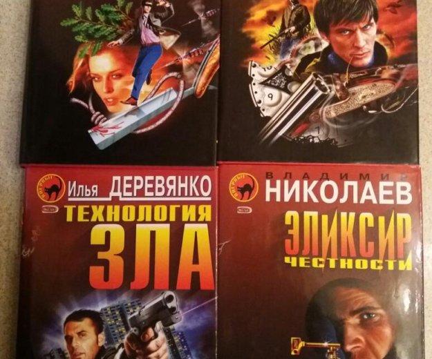 Продаются книги детективы. Фото 4. Самара.