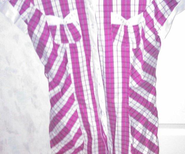 Рубашка удлиненная. Фото 1. Новокузнецк.
