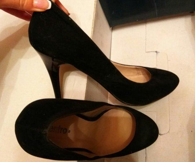 Туфли женские 38 р. Фото 1. Тельмана.