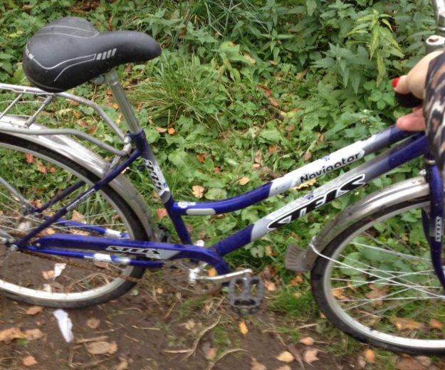 Велосипед stels navigator. Фото 1. Ашукино.