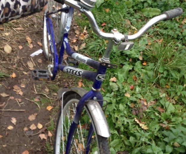 Велосипед stels navigator. Фото 2. Ашукино.
