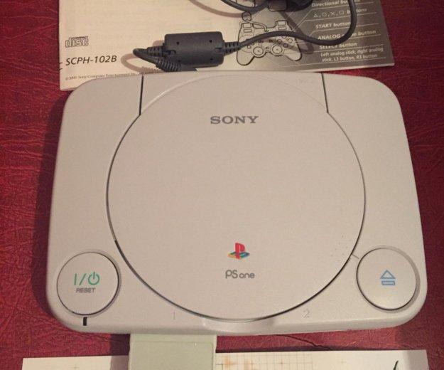 Sony playstation 1. Фото 1. Москва.