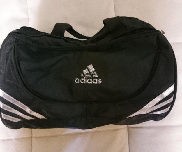 Спортивная сумка адидас. Фото 2. Подольск.