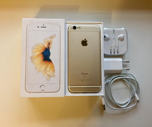 Iphone 6s 128gb. Фото 2.