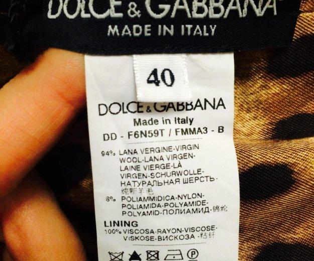 Платье dolce & gabbana 42-44 р. шерстяное. Фото 4. Москва.
